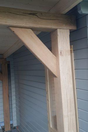 oak post