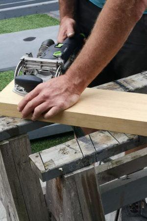 Festool dominoe timber jointing